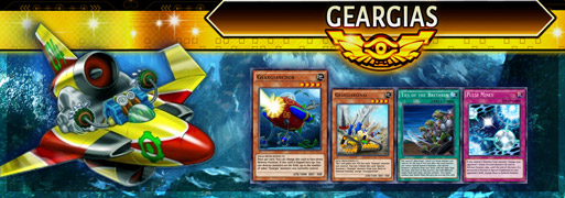 Introduction to Geargias | Duel Links Meta