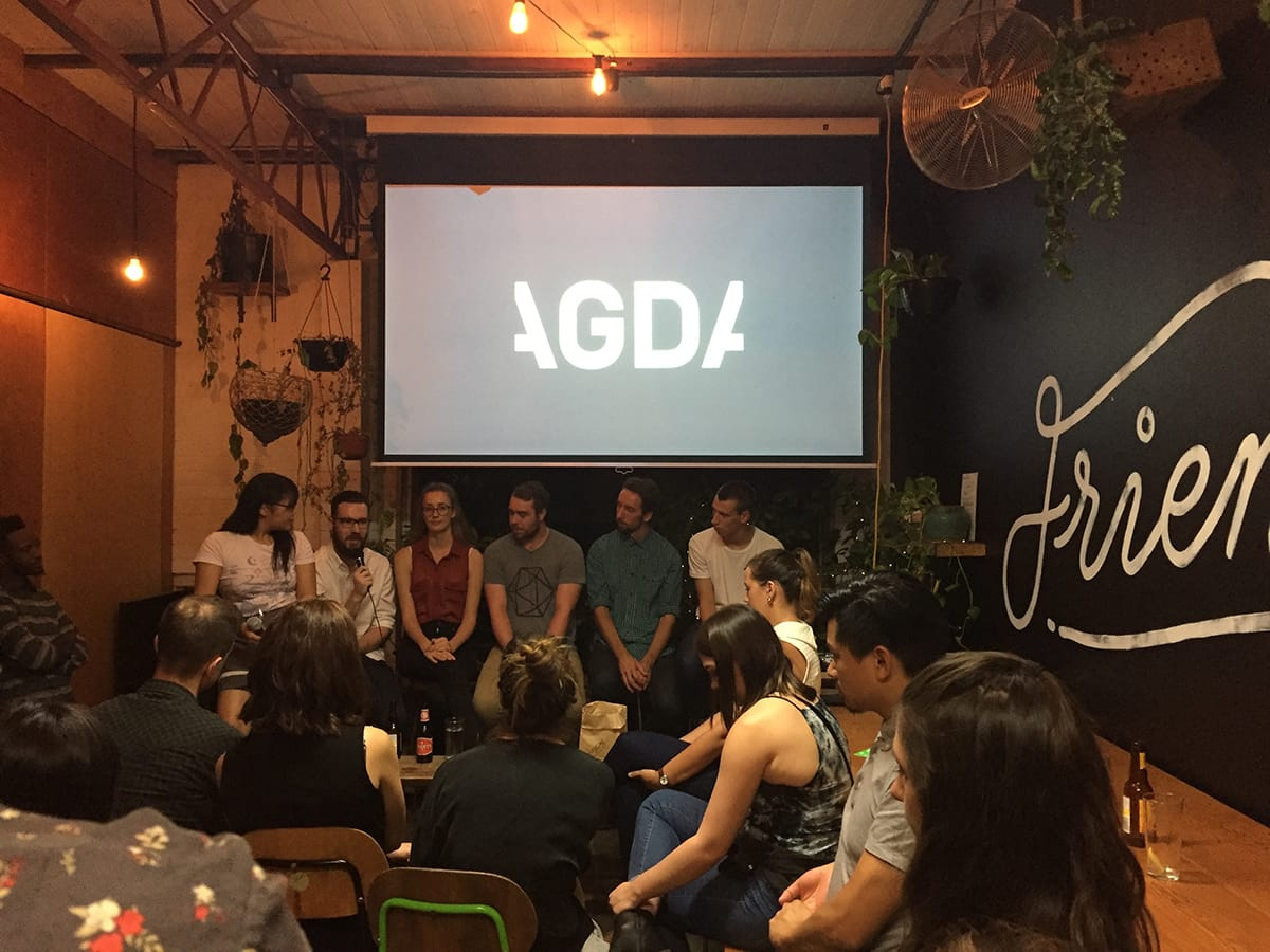 AGDA WA panel event for students
