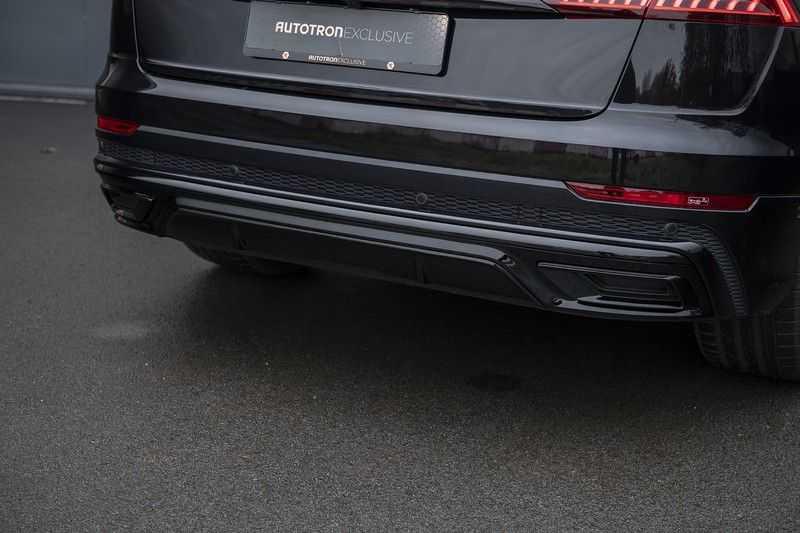 Audi Q8 55 TFSI quattro Pro Line S 3x S-Line! Black pack, 4-wiel-best. / Massage, Verw. & Koelb. stoelen, Bang & Olufsen 3D + Elek.Haak + Ambiente verlichting afbeelding 7