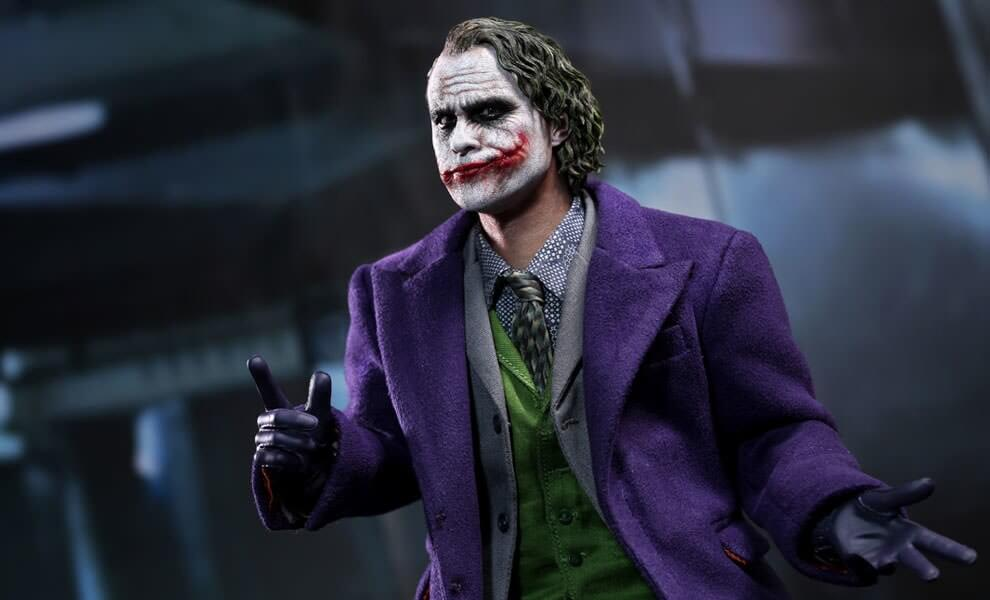 Hot Toys The Dark Knight DX11 The Joker 2.0 1/6th Scale Collectible Figure