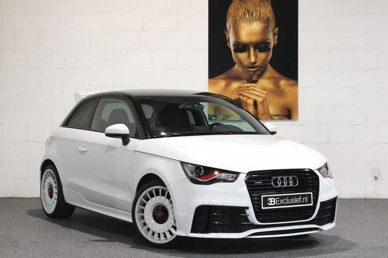 Audi A1 2.0 TFSI quattro 1 of 333 limited edition afbeelding 25
