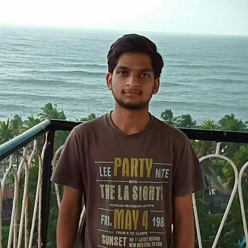 Amruth Kumar Tadikamalla's photo
