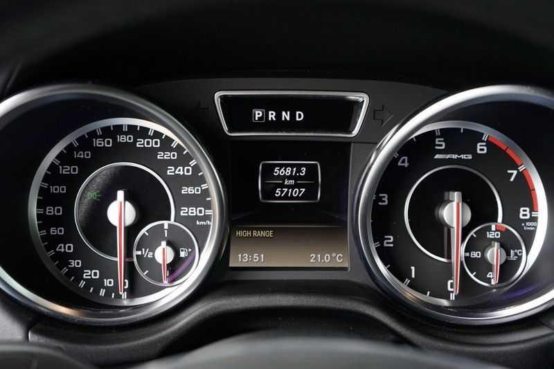 Mercedes-Benz G-Klasse 65 AMG DESIGNO MAGNO NIGHT BLACK afbeelding 21