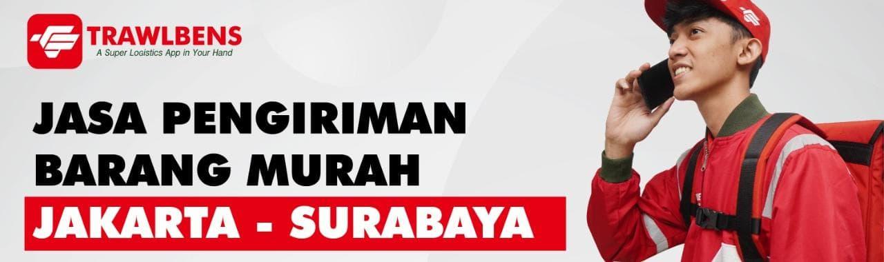 Jaminan Jasa Cargo Termurah Jakarta ke Surabaya