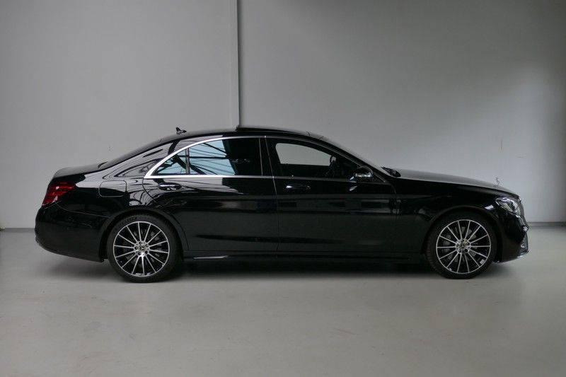Mercedes-Benz S-Klasse 560 4Matic Lang Premium Plus afbeelding 4