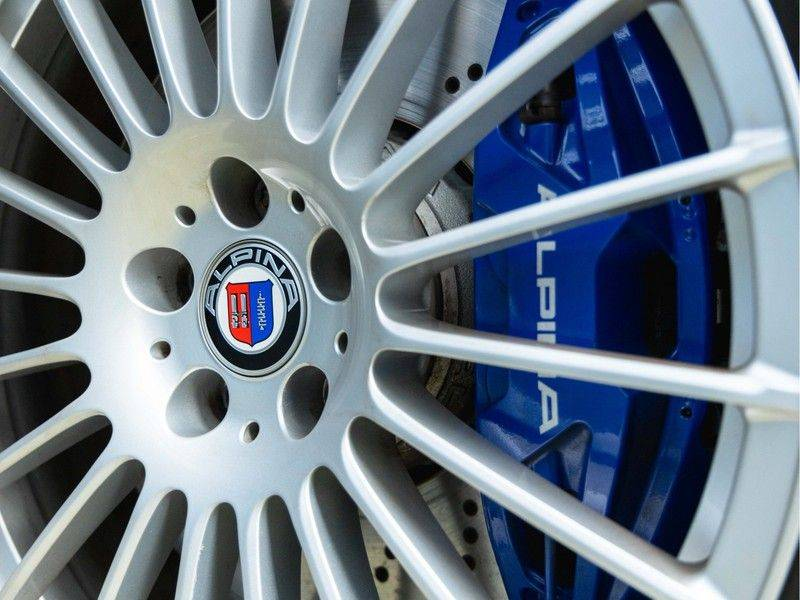 BMW 5 Serie ALPINA B5 Bi-Turbo - Sperre - Sport Brakes - Night Vision afbeelding 13