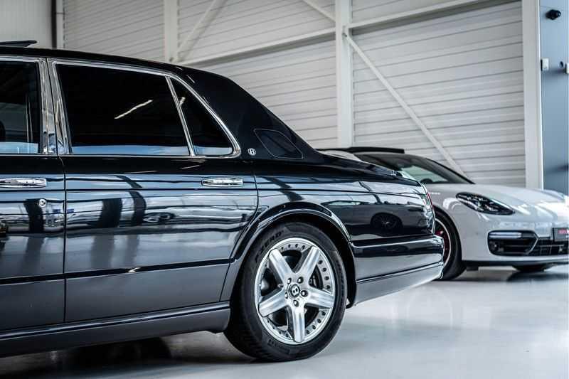 Bentley Arnage 6.8 V8 T (recent voor 20.000,- onderhouden) afbeelding 6