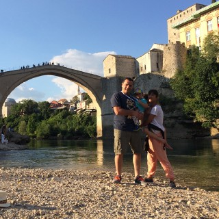 Stari Most, Mostar, BiH 2017