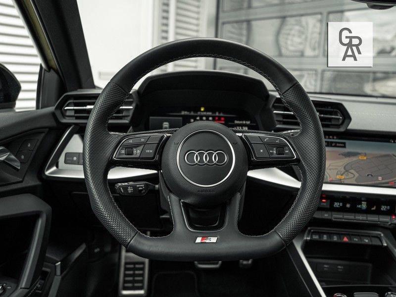 Audi S3 Sportback   Nieuw Model   B&O   Pano dak   Supersport stoelen 2.0 TFSI S3 quattro Pro Line Plus afbeelding 12