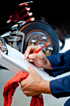 Servicing and MOT quotes