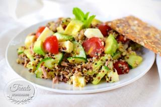 Quinoa and Tuna Salad