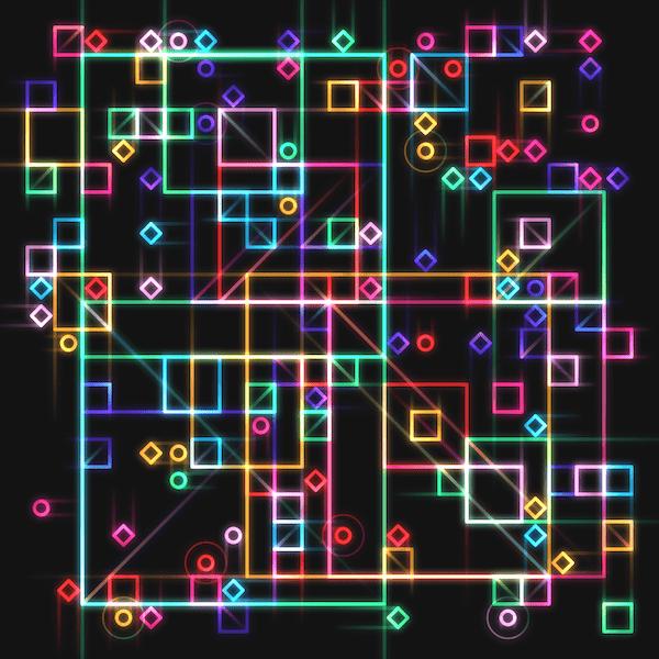 Wanderlust mint #10103 - Neon