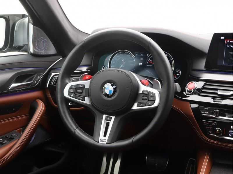 BMW M5 Individual Pure Metal Silver Nw Prijs €. 205.148.- afbeelding 10