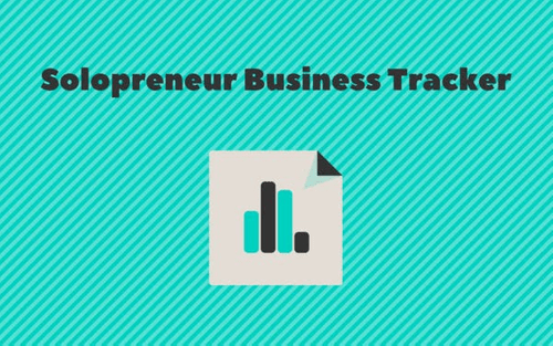 Solopreneur Business Tracker