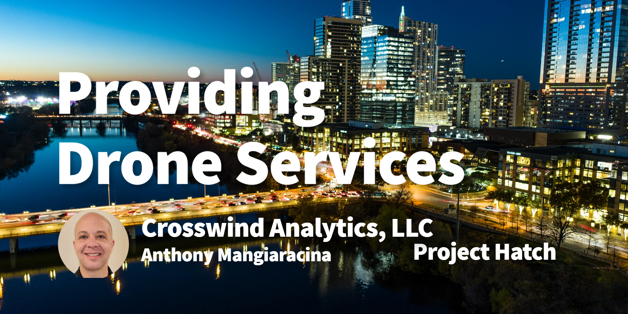 Crosswind Analytics, LLC Anthony Mangiaracina