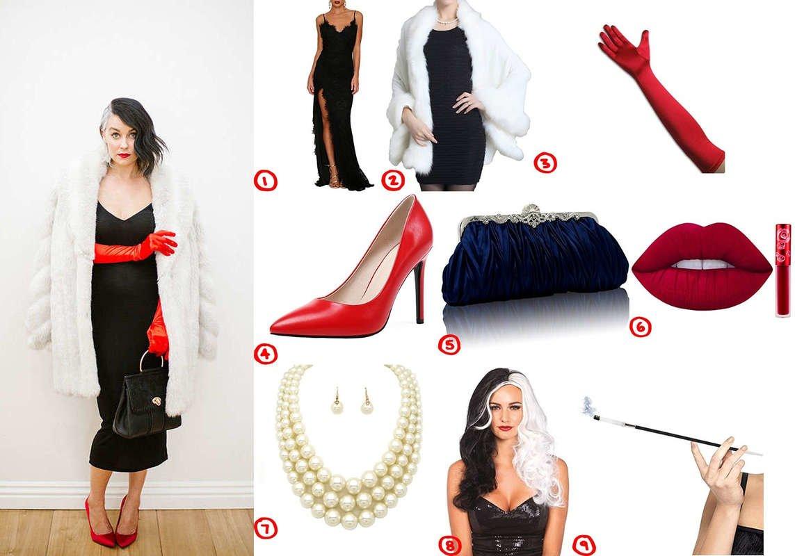 Cruella de Vil Cosplay & Costume Guide