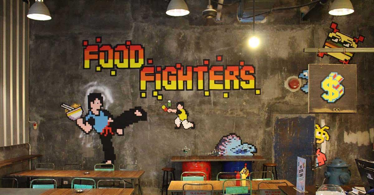 Food Fighters - Kuliner Malam Terbaik Jakarta