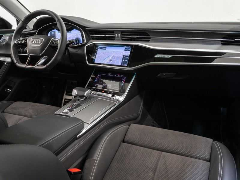 Audi A7 Sportback 55 TFSI e quattro Pro Line | 367PK | Plug in Hybrid | Adapt. Cruise | Pano.Dak | Keyless-entry | Head-Up | 360-Camera | Trekhaak | B&O Sound afbeelding 13