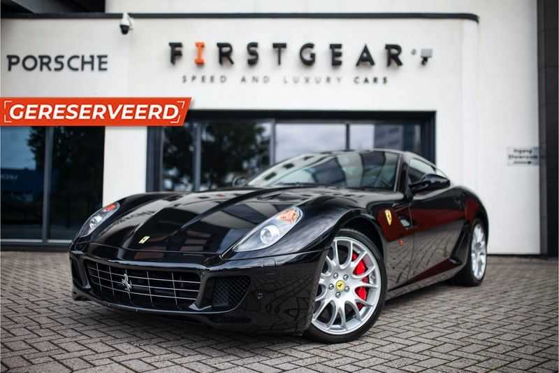 "Ferrari 599 6.0 GTB Fiorano F1 *Daytona / 20"" / Carbon LED* afbeelding 25"