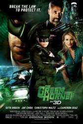 cover The Green Hornet