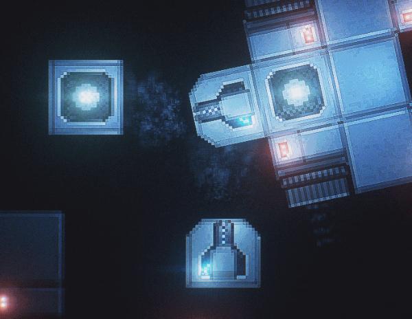 Posthuman game screenshot