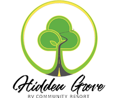 Hidden Grove RV Community Resort Logo