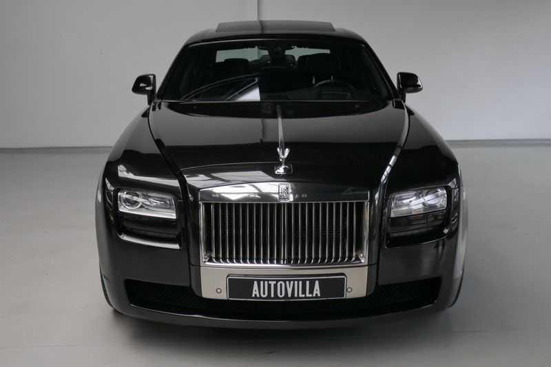 Rolls-Royce Ghost 6.6 V12 Panodak - orig NL auto afbeelding 2