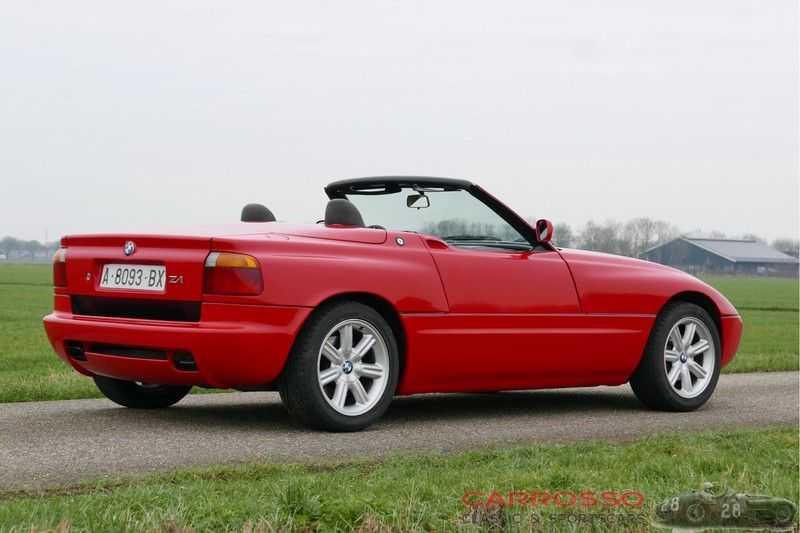 BMW Z1 47.401 km afbeelding 12