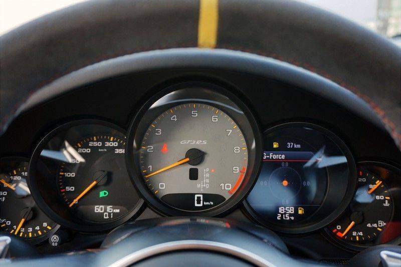 Porsche 911 4.0 GT3 RS *Lift *918 seats *PCCB afbeelding 9