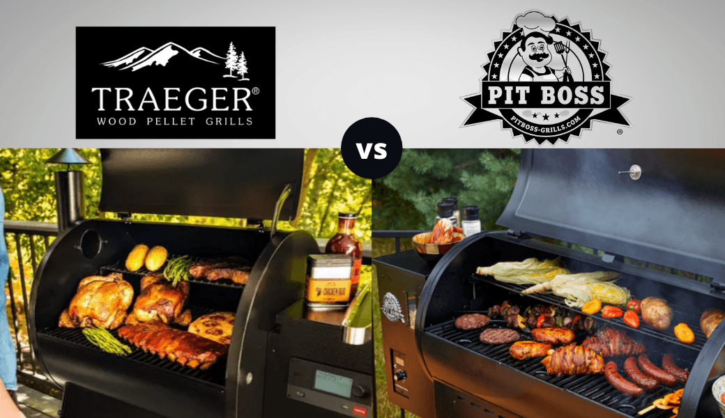 Best Pellet Grills Reviewed:, Traeger vs. Pit Boss, (2021 Review) cover image
