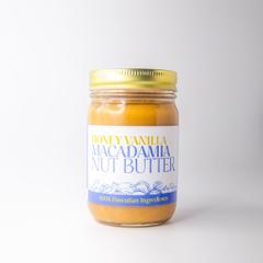 Tiny Isle | Honey Vanilla Mac Nut Butter