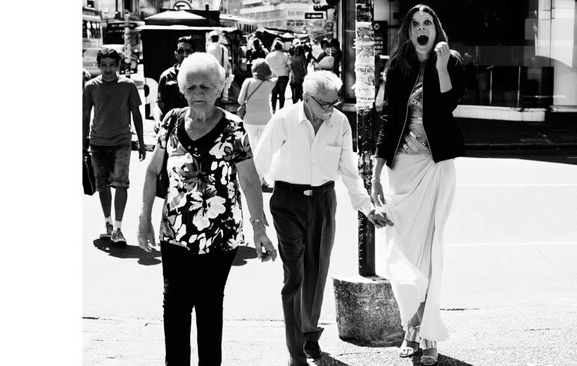 Elisabetta Cavatorta Stylist - Downtown - Sven Baezinger - Grazia