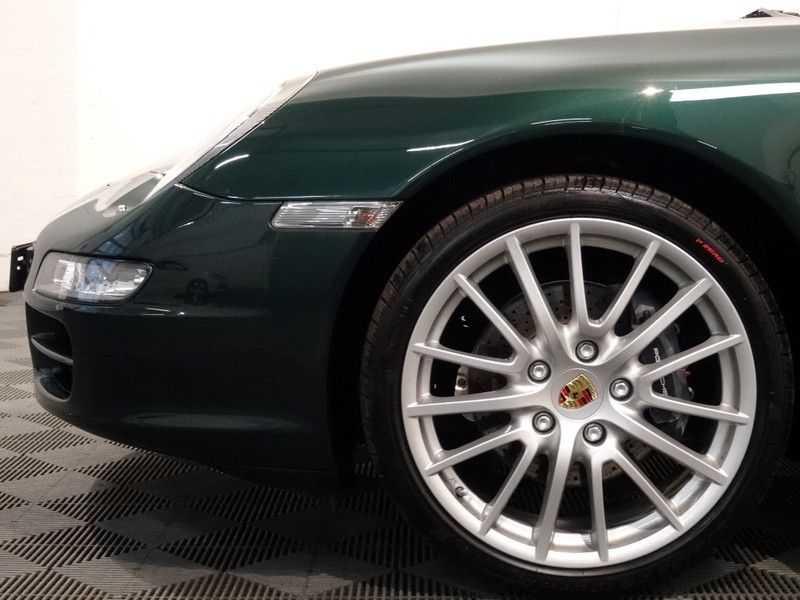 Porsche 911 [997] 3.6 Carrera 4 Tiptr Automaat, Schuifdak, Xenon, Full, orig 54 dkm afbeelding 19