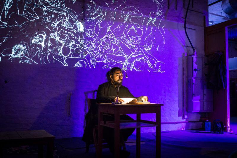 wre ~ Narrating War, Experimental Event VI – La Torre de Babel, Pori