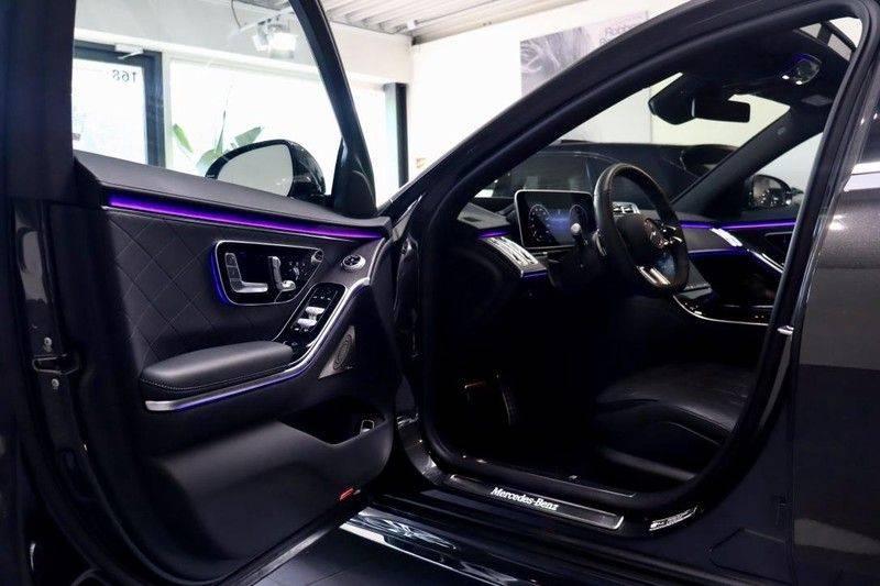 Mercedes-Benz S-Klasse 350d 4Matic Lang AMG Line  VOL Meedraaien as  afbeelding 7