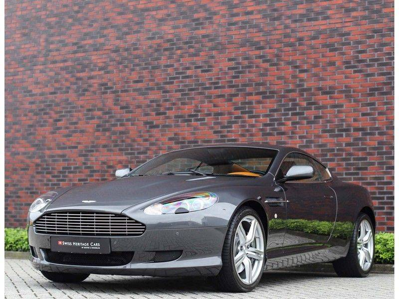 Aston Martin DB9 5.9 V12 *450 PK*Perfecte staat* afbeelding 5
