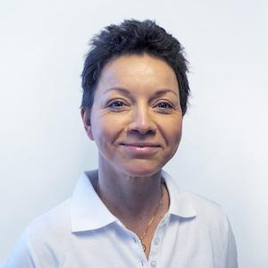 Barnsjuksköterskan Christina