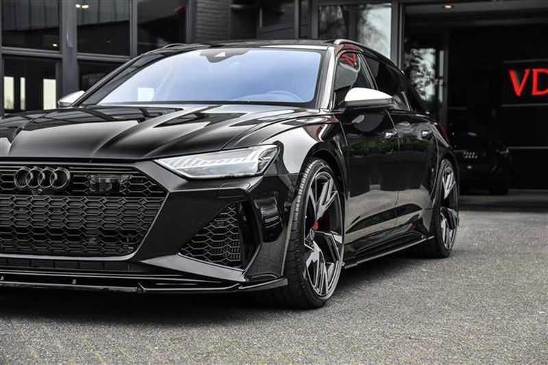 Audi RS6 AERO PAKKET+DYNAMIC PLUS+DESIGNPAKKET NP.240K afbeelding 11