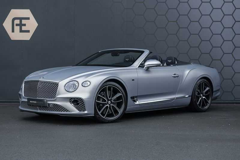 Bentley Continental GTC 6.0 W12 First Edition Full Carbon Exterior Pack, Naim Audio, Mulliner, Centenary Edition afbeelding 1