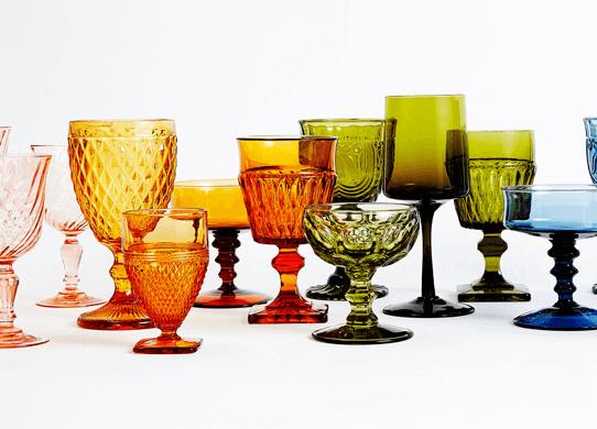 Farvede glas og Billy Regnskabsprogram