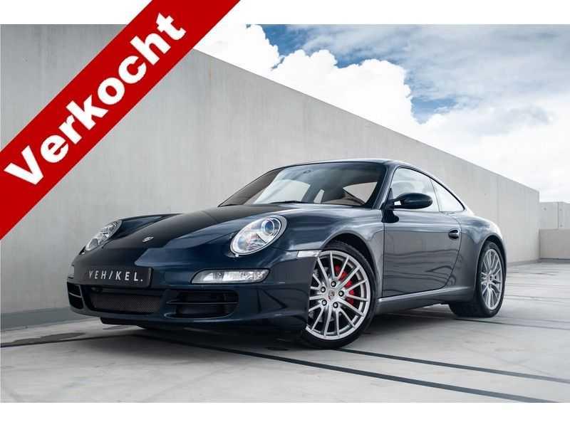 Porsche 911 3.8 Carrera S // Handgeschakeld | Youngtimer afbeelding 4