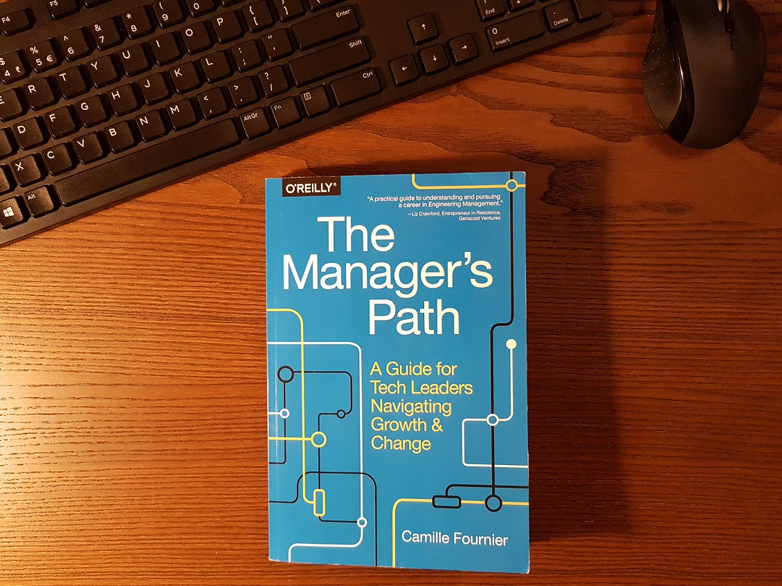 The Manager's Path, Camille Fournier