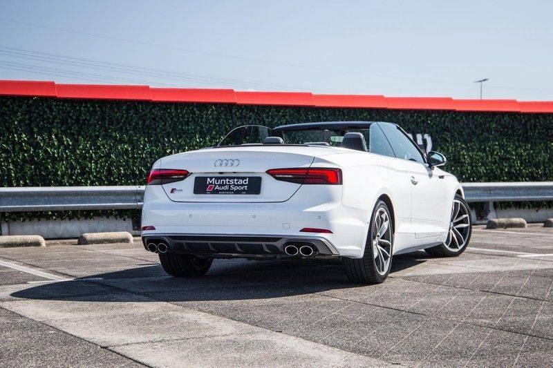 Audi S5 Cabriolet 3.0 TFSI S5 quattro | 354 PK | S-Line | B&O Sound | Assistentie City-Parking | S-Sportstoelen | Virtual Cockpit | Keyless-entry | Massage-Stoelen | afbeelding 7