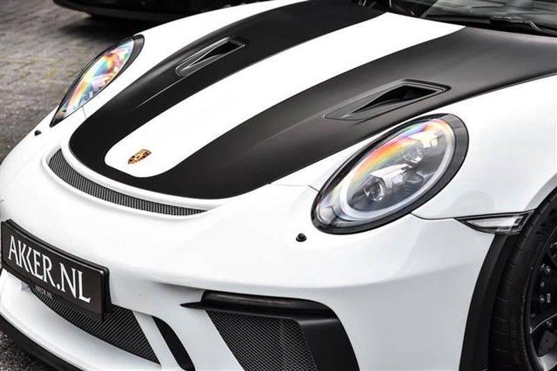 Porsche 911 GT3 RS PCCB+SPORTCHRONO+AKRAPOVIC+CAMERA afbeelding 10