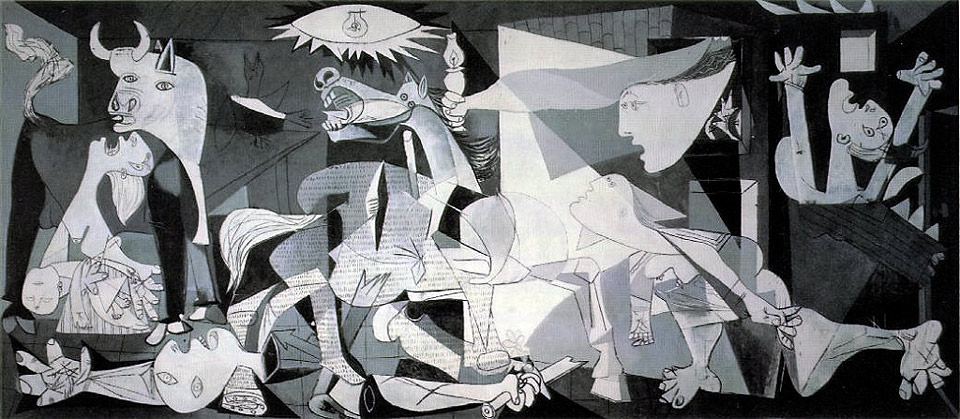 Tuesday, December 5, 6 p.m. | KJCC Chair Public Lecture - Picasso's Guernica in New York: From Political Icon to Museum Masterpiece?