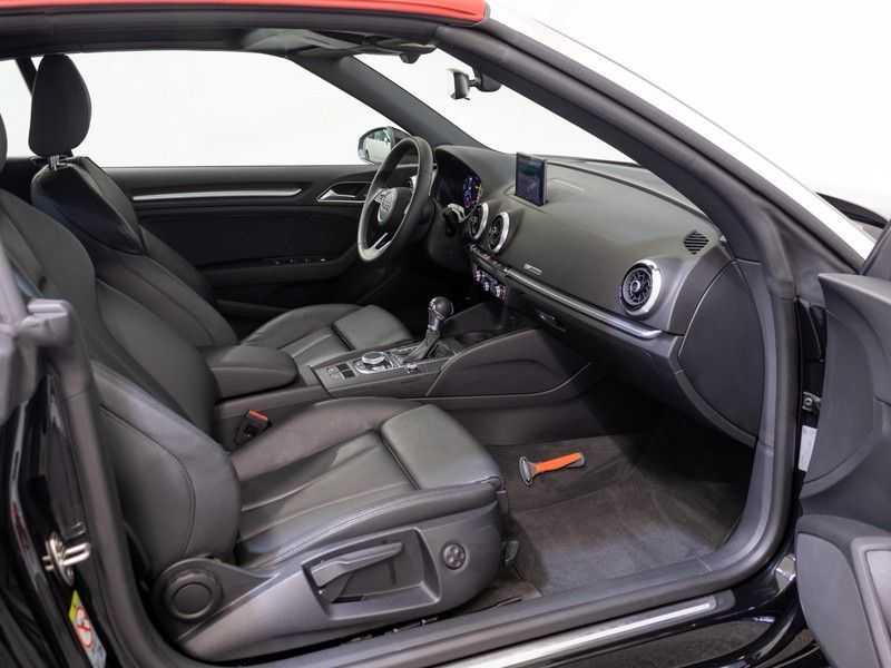 Audi A3 Cabriolet 35 TFSI CoD Sport | 150 pk | Automaat | Virtual Cockpit | Camera | Adaptieve Cruise | DAB | Leder Milano | Keyless-Entry | afbeelding 20