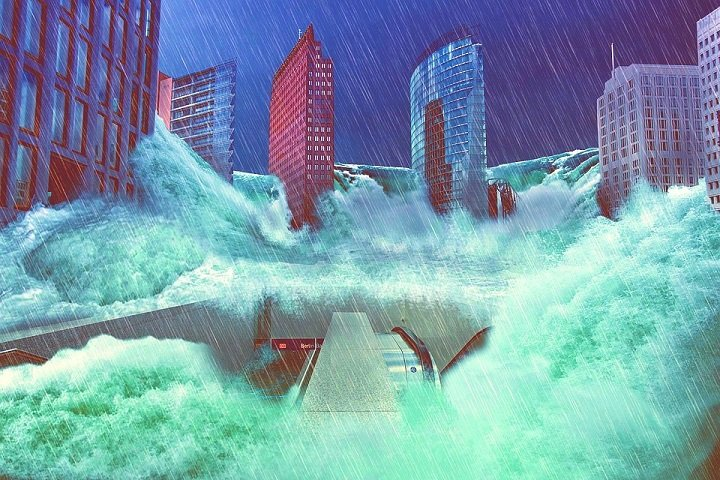 How will climate change affect the property market