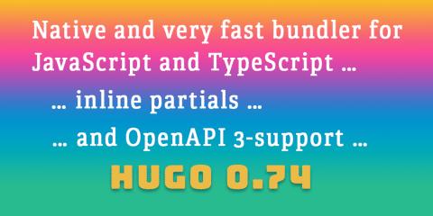 Featured Image for Native JS Bundler, Open API Support, Inline Partials