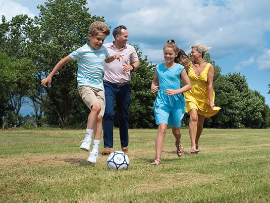 Two Night Easter Holidays Family Weekend Break