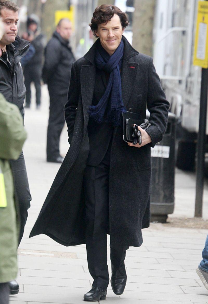 That coat though.